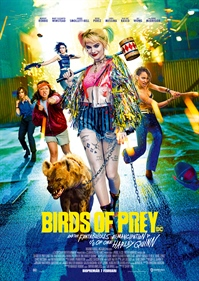 Birds of Prey: And the Fantabulous Emancipation of