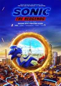Sonic the Hedgehog (Eng. tal)