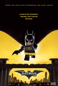 The Lego Batman Movie (Sv. tal)