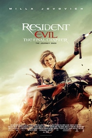 Resident Evil: The Final Capter